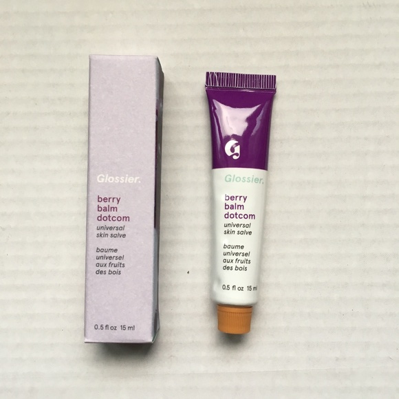 Glossier Other - [NWT] Glossier Berry Balm Dot Com